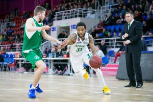 «Запорожье» выиграло регулярный чемпионат баскетбольной Суперлиги