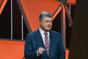 Poroshenko: 2,956 Ukrainian soldiers killed during Russian aggression