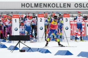 Кубок світу з біатлону: сьогодні в Норвегії відбудуться дві гонки переслідування