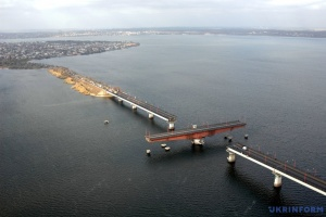В Николаеве для грузовиков свыше 20 тонн закроют Южнобугский мост