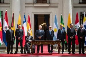 У Південній Америці створили новий регіональний блок Prosur