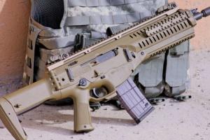 Румынская армия отказывается от автомата Калашникова