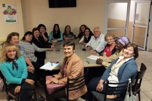 У Федерації громад Аргентини обговорили проект з допомоги іммігрантам