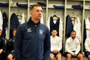 Андрей Шевченко: Я доволен своей командой на 80%