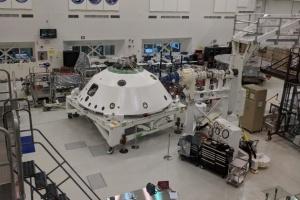 NASA змоделювала посадку марсоходу на Червону планету