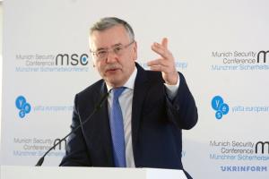 Hrycenko zaprasza Zełenskiego do wzięcia udziału w debacie