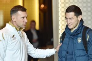 Тарас Степаненко: Роналду після гри був злий і пішов до окремої роздягальні