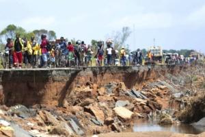 """Циклон """"Ідай"""" в Африці: кількість жертв зросла до 676"""