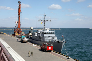 Ще один корабель НАТО зайшов до Одеси