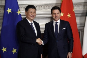 """Італія долучилася до """"Нового Шовкового шляху"""""""