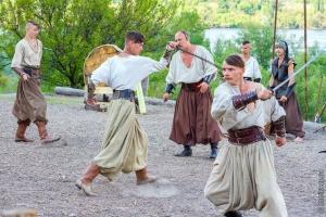 У Запоріжжі помер відомий актор театру козацького бою