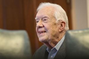 95-летний экс-президент США Картер оказался в больнице