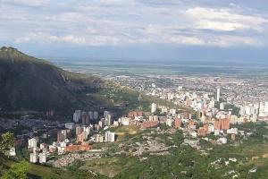 В Колумбии произошло мощное землетрясение