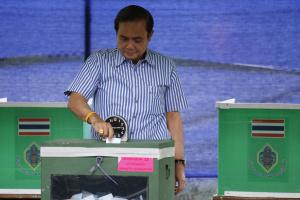В Таиланде проходят первые после путча выборы