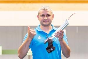 Украинцы завоевали две золотые медали на ЧЕ по стрельбе
