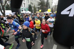 У Харкові стартував Kharkiv Half Marathon