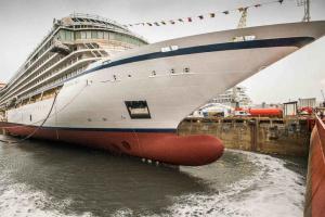 На аварійному круїзному судні Viking Sky запустили три двигуни