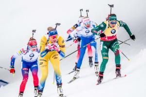 Стал известен состав сборной Украины на первые гонки Кубка мира по биатлону