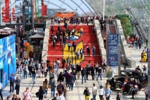 Лейпцизький книжковий ярмарок відвідала рекордна кількість гостей