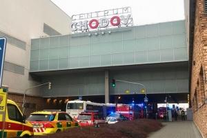 У Празі через їдкий запах евакуювали торговий центр