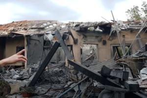 Сектор Гази вперше за 5 років обстріляв передмістя Тель-Авіва, шестеро поранених