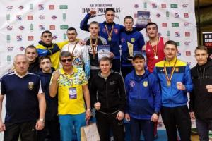Молодежная сборная Украины по боксу завоевала 6 наград на турнире в Вильнюсе