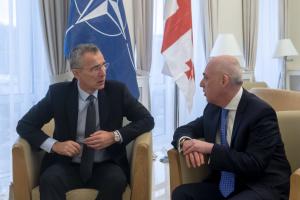 Stoltenberg: Ausbau der NATO im Schwarzen Meer ist das Ergebnis russischer Aggression