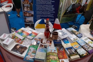 Economic Development Ministry at Polish exhibition presents tourism opportunities of Ukraine