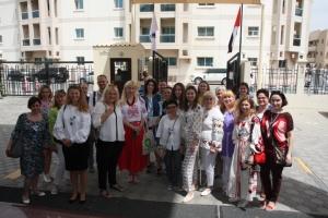 Українські вчителі обмінялися досвідом з освітянами у Дубаї