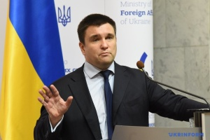 Ukrainian foreign minister Klimkin: Hungary deliberately chooses line of confrontation in language issue