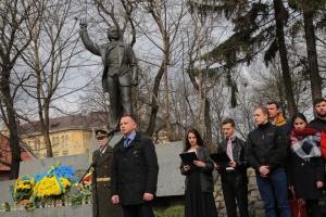 У Львові вшанували пам'ять В`ячеслава Чорновола