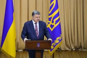 Poroschenko: Kreml gab den Befehl, Gewaltprovokationen in der Ukraine vorzubereiten