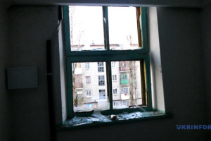 Invaders shell two schools in Donetsk region