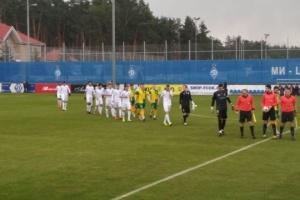 """Футбол: """"Динамо"""" зіграло внічию з """"Поліссям"""" у контрольному матчі"""