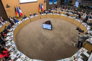 Німецькі та французькі парламентарії зібралися на першу спільну Асамблею
