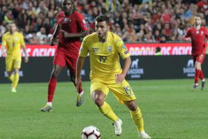 Сборная Украины обыграла команду Люксембурга в отборе на футбольное Евро-2020