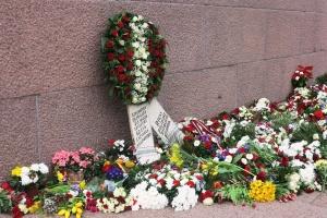 У Латвії вшанували пам'ять жертв сталінських депортацій 49 року