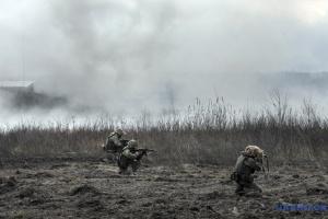 Un militar ucraniano ha muerto