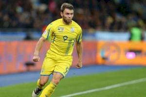 У защитника сборной Украины по футболу Караваева два рассечения - Шевченко