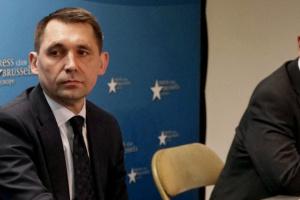 Николай Точицкий, Представитель Украины при ЕС, Посол в Бельгии и Люксембурге