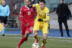 Захисник збірної України Миколенко: У грі з Люксембургом не вистояли, а вижили!