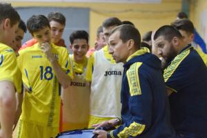 Сьогодні юнацька збірна України з футзалу стартує в основному раунді Євро-2019