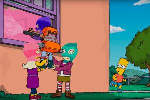 Pussy Riot стали героинями Симпсонов