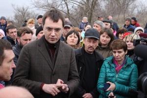Омелян советует ОТГ покупать мобильные комплексы для взвешивания грузовиков