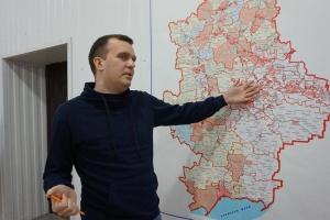 Максим Ткач, советник по вопросам децентрализации Донецкого ЦРМС