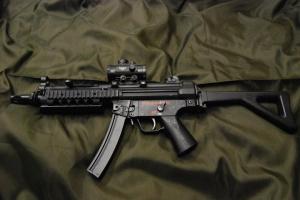 Немецкая компания не ведет переговоров о продаже пистолетов-пулеметов Украине — СМИ