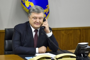Ukrainian president, Swedish prime minister discuss strengthening of 'Azov sanctions' package