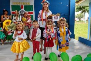 Учні бразильського коледжу дослідили українську спадщину міста Маллет