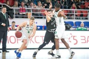 «Запорожье» и «Киев-Баскет» с побед начали плей-офф Суперлиги