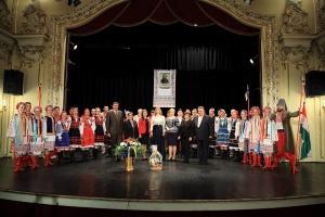 Концерт Закарпатського народного хору на честь Шевченка зібрав повний зал у Будапешті